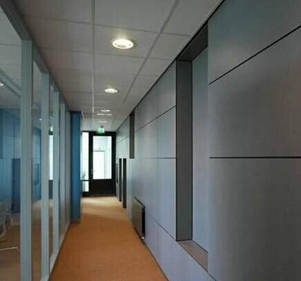 办公楼走廊吊顶