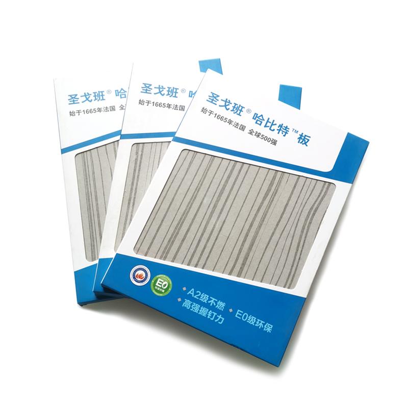 哈比特板,石膏基高性能纤维板