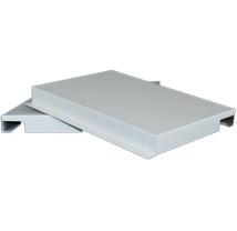 勾搭式铝单板