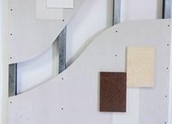 瓷力埃特板隔墙(粘贴)系统